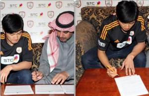 رسميا: الكوري الجنوبي كواك تاي هي يوقع عقدا مع الشباب السعودي لموسم ونصف