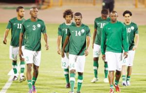اعلان قائمه المنتخب السعودي لتصفيات كأس اسيا 2015