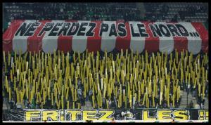 Saint-Etienne ne doit pas perdre le Nord