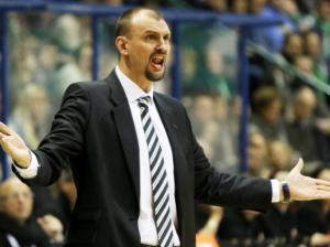 Zan Tabak, destituido como entrenador del Laboral Kutxa