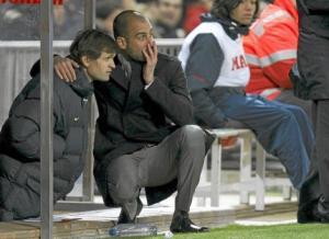 La injusta e indirecta responsabilidad de Guardiola