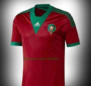 منتخب المغرب يستلهم روح 1976 من خلال قميص جديد