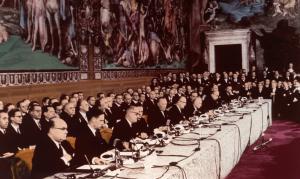 Unión Europea: cuando la economía releva a la política