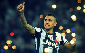Vidal - Juventus' New Number 10?