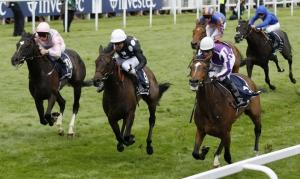 Aidan O'Brien's Was claims Epsom Oaks glory at 20-1
