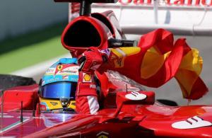 GP d'Espagne : Alonso mate l'arène