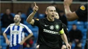 Celtic get back to their best at Rugby Park