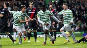 Wasteful Celtic get their first home league win in two months