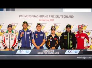 Bienvenue à Sachsenring.