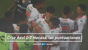 Cruz Azul 0-2 Necaxa: puntuaciones de Necaxa en la jornada 6 de la Liga MX Clausura 2018