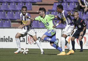 El gol no acude a su cita con el José Zorrilla