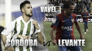 Previa Córdoba CF-Levante UD: el Córdoba pone a prueba al líder
