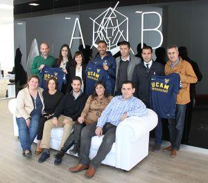 UCAM Murcia CF y Arquitania Business se unen para lo que resta de temporada