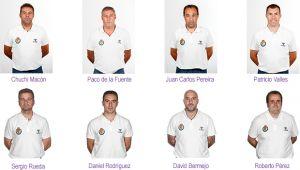 El Real Valladolid continúa con el mismo bloque de entrenadores de la cantera
