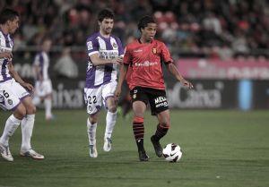 El Iberostar Estadi se le resiste al Real Valladolid