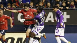 El Sadar no es del agrado del Real Valladolid