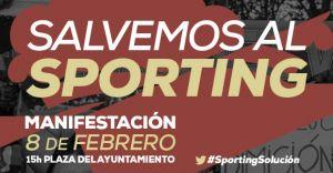 IU, UPyD y Podemos apoyan la manifestación contra el Consejo del Sporting