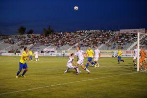 Real Jaén y Cádiz firman las tablas en un duelo igualado