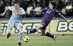 AC Fiorentina - SSC Nápoles: un recuerdo imborrable