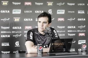 Com mudanças no time titular, Thiago Larghi espera 'encontrar encaixe ideal' no Atlético-MG