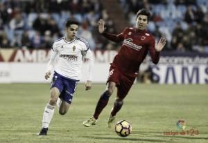 El Zaragoza pasa por encima del Numancia