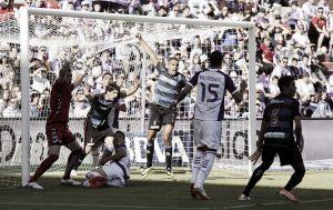 El Real Valladolid desciende a Segunda División