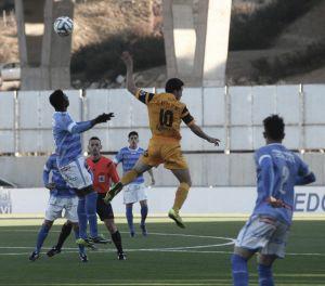 El gol no acudió a su cita en Lucena