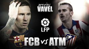 Barcelona - Atletico Madrid: Big clash as the top two teams inLa Ligaface off