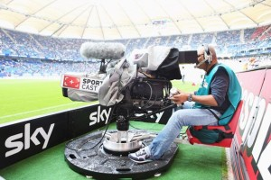 Sign of the times: the future of sports broadcasting