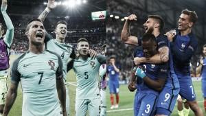 França x Portugal: enfants de la patrie ou heróis do mar?