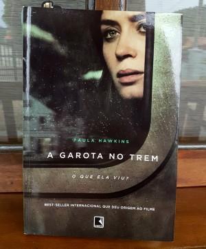 "Resenha ""A garota no trem"", de Paula Hawkins"