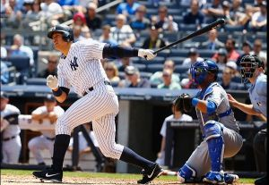 A-Rod HR Gives New York Yankees 4-2 Win Over Kansas City Royals, Passes Two Yankee Legends For RBI