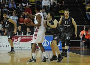 El Bilbao Basket le gana el pulso al Cedevita Zagreb