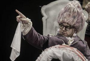 La chirigota de Mérida sorprendió al Gran Teatro Falla