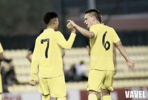 El Villarreal 'B' tropieza ante el Barcelona 'B'