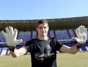 """Raúl Fernández: """"Que te llame un club como el Valladolid motiva"""""""