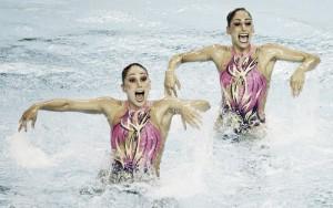 Sirenas mexicanas obtienen medalla de oro en Abierto de Francia