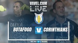 Botafogo x Corinthians ao vivo online pelo Campeonato Brasileiro 2017