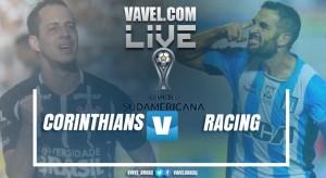 Resultado Corinthians x Racing pela Sul-Americana 2017 (1-1)