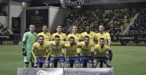 Cádiz CF - Sevilla FC: puntuaciones del Cádiz en la ida de los octavos de final de la Copa del Rey