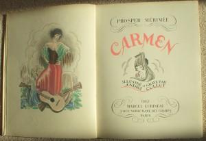 Carmen, la sangrienta historia que ha conquistado las artes