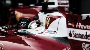 Sebastian Vettel recibirá cinco puestos de sanción