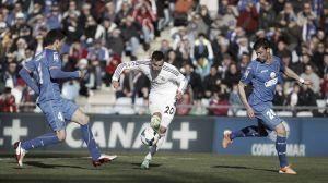Getafe - Real Madrid: un duelo para matar la sed de victorias