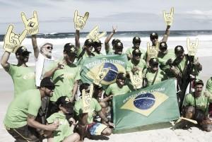Medina e Ítalo Ferreira avançam às quartas do circuito mundial de surfe; Silvana Lima é semifinalista