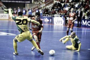 ElPozo Murcia tira de orgullo para remontar ante un gran Jaén
