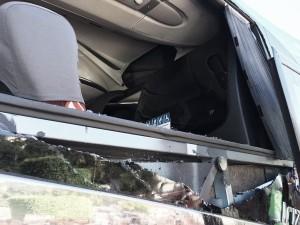 Ônibus do Bahia é apedrejado na chegada ao Barradão; outros casos de violência foram relatados