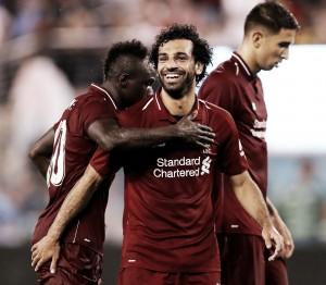Com gols de Salah e Mané, Liverpool vence Manchester City de virada na Champions Cup