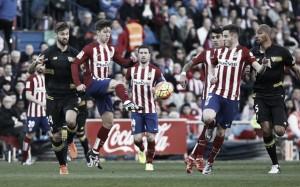 Liga, l'Atletico Madrid sbatte sul Siviglia: pari e polemiche al Calderon