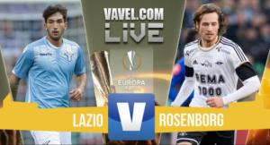 RisultatoLazio - Rosenborg, Europa League 2015/2016 (3-1)