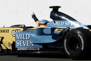 Michelín valora su posible vuelta a la Fórmula 1